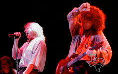 Jimmy Page - Sep 11, 1988 at The Summit