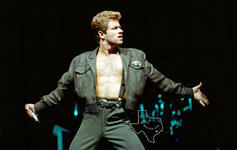 George Michael - Oct 16, 1988 at The Summit