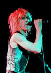 Iggy Pop - Oct 11, 1988 at Club Excess