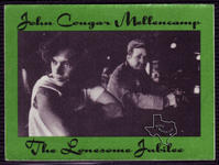 John Cougar / Mellencamp - Mar 6, 1988 at The Summit