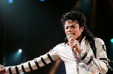 Michael Jackson (also see Jacksons) - Apr 8, 1988 at The Summit