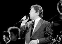 Robert Palmer - Oct 23, 1988 at Cullen Auditorium