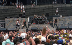Metallica - Jul 2, 1988 at Rice Stadium