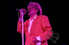 Rod Stewart - Jul 24, 1988 at Austin Special Events Center (Frank Erwin Center) Austin, Texas