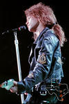 Bon Jovi / Jon Bon Jovi - Jul 22, 1989 at Cajundome, Lafayette, Louisiana