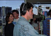 Donny Osmond - Aug 25, 1989 at KKBQ