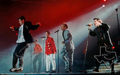 New Kids on the Block - Dec 7, 1989 at Houston Astrodome