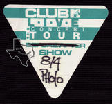 Club MTV Tour - Aug 4, 1989 at The Summit