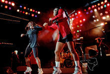Milli Vanilli - Aug 4, 1989 at The Summit