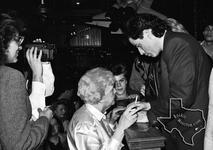 John Travolta - Jan 1989 at Hard Rock - Houston