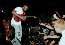 Living Colour - Feb 1989 at Club Excess