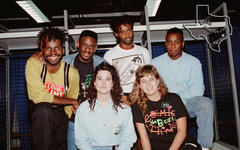 Living Colour - Nov 8, 1989 at Houston Astrodome