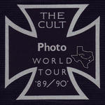 The Cult - Aug 22, 1989 at The Summit