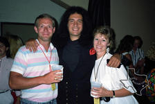 Gene Simmons - Jun 17, 1989 at The Summit