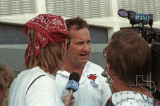 Randy Quaid - Sep 2, 1989 at Houston Astrodome