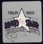 Ringo Starr - Jul 23, 1989 at Park Central, Dallas, Texas