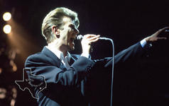 David Bowie - Jun 7, 1990 at The Woodlands Pavilion