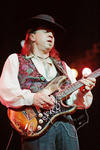 Stevie Ray Vaughan - Jun 13, 1990 at The Woodlands Pavilion