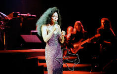 Diana Ross - Mar 3, 1990 at Jones Hall
