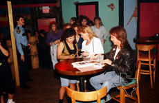 David Cassidy - Nov 21, 1990 at Bayou Mamma's