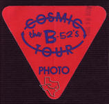 B52s - Aug 4, 1990 at The Woodlands Pavilion