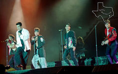 New Kids on the Block - Aug 20, 1990 at Houston Astrodome