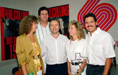 Phil Collins - Sep 7, 1990 at The Summit