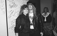 Poison - Oct 30, 1990 at KKBQ