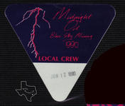 Midnight Oil - Jun 12, 1990 at The Woodlands Pavilion