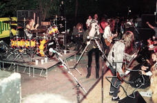 London Quireboys - Oct 31, 1990 at Black Forest Tavern