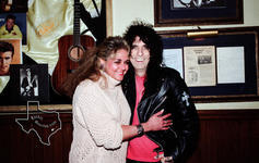 Alice Cooper - Feb 23, 1990 at Hard Rock - Houston