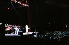 Frank Sinatra - Apr 28, 1990 at The Woodlands Pavilion