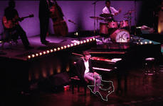 Harry Connick, Jr. - Oct 1990 at Jones Hall