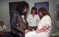 Kiss - Aug 21, 1990 at The Summit