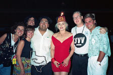 Debbie Harry - Jul 28, 1990 at Austin, Texas