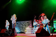 Bad Company - Aug 3, 1991 at The Woodlands Pavilion