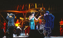 Whitney Houston - Jun 2, 1991 at The Woodlands Pavilion
