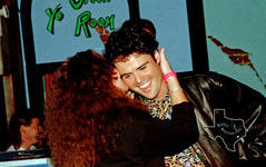 Donny Osmond - Mar 17, 1991 at Bayou Mamma's
