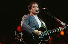 Paul Simon - Sep 24, 1991 at The Woodlands Pavilion
