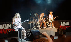 Damn Yankees - Aug 3, 1991 at The Woodlands Pavilion
