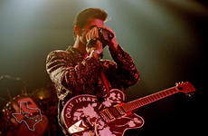 Chris Isaak - Apr 20, 1991 at Tower Theater