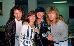 Scorpions - Mar 24, 1991 at The Summit