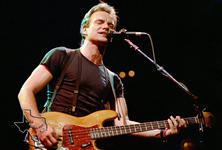 Sting - Mar 22, 1991 at The Summit
