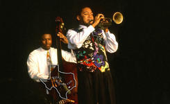 Wynton Marsalis - Jun 8, 1991 at The Woodlands Pavilion