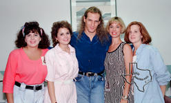 Michael Bolton - Sep 18, 1991 at The Woodlands Pavilion