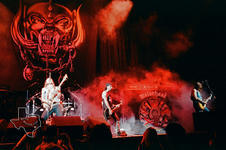 Motorhead - Jul 27, 1991 at The Summit