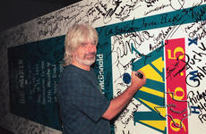 Michael McDonald - Aug 15, 1991 at Decorative Center of Houston