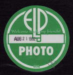 Emerson Lake & Palmer - Aug 21, 1992 at The Woodlands Pavilion