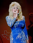 Dolly Parton - Jul 5, 1992 at The Woodlands Pavilion