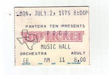 Poco - Jul 2, 1979 at Houston Music Hall